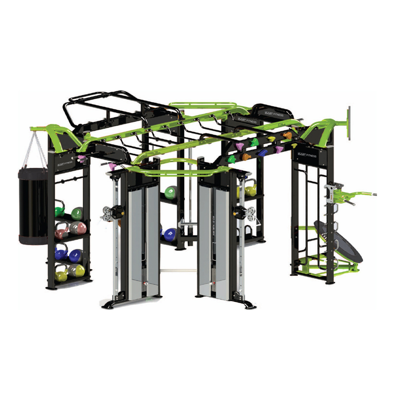 Multi Functional Trainer E-360 XC