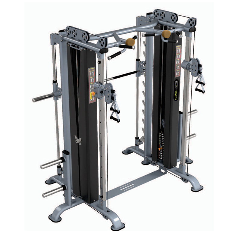 Smith or Functional Trainer
