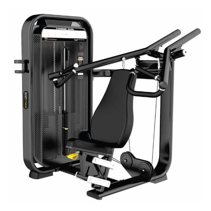 Shoulder Press E-7006