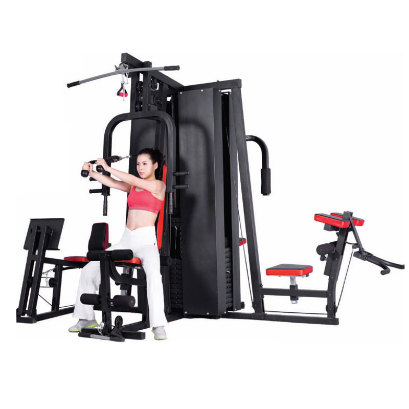G-504-G-504C Multi 4 Station Home Gym