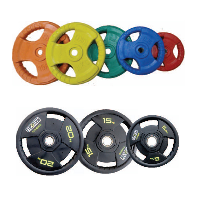Coloured Weight Plate & TPU Weight Plate