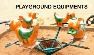 Playground-Equipments